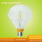 CE 230V E27 New 360 Degree 3.5W Diamond LED Filament Bulb