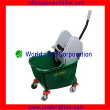 36L Plastic Single Industrial Mop Bucket