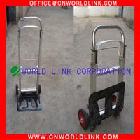 metal two wheel hand push cart