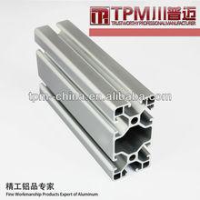 Aluminum extrusion solar panel frame/solar aluminum profile