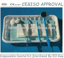 Disposable Oral Instrument Kit ,Dental Kit