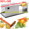 10w Electric Potato Slicer Automatic Potato Cutter Machine