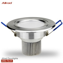 110lm/w cool white lighting ! Recessed 6 inch 21w led downlight