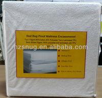 BedBug Proof hotel home Terry Waterproof Mattress Encasement