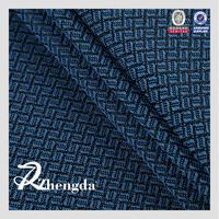 Woven Polyester Custom Jacquard Fabric