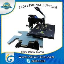 Multifunctional sock /glove/shoe heat press machine