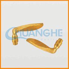Manufactured in China porcelain door handle