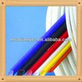 Aislamiento de los cables eléctricos de la manga