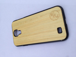 2014 Bestselling FSC walnut Wood Mobile Phone Case samsung wood case