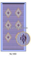 wood beads door curtain