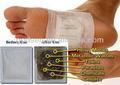 Kinotakara patch pied / cleansing detox foot pads