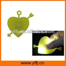 Cheap silicone LED light, Fashion silicone light pendent, Small led light