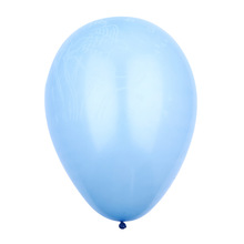 "latex balloon 9""1.2g blue color(christmas,wedding,advertising,party)"