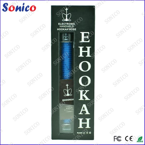 E-cig colored e cigarette rechargeable e hookah pen