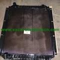 Hd820-3 hd820iii radiadores, hd820iii 847-10406000 tanque de agua para excavadora