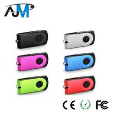 Custom logo metal mini usb Flash drive promotional usb flash drive128MB to 64GB