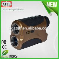 gold color distance detector Hunting Laser Speed Rangefinders
