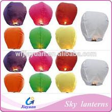 Chinese Kong ming Deng,wholesale flying kongming lanterns,paper flying lanterns