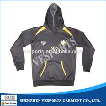 Full custom sublimated pullover hoodies