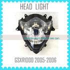 head light lamp For SUZUKI GSXR1000 2005 2006 motorc