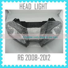 Low Price Quality motorcycle Headlight Headlamp for YAMAHA R6 2008 2009 2010 2011 2012 08 09 10 11 12 head light lamp