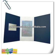 Laconic Design Product Catalogue Tri-fold Brochure