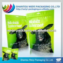 Customized Stand up Pet Food Bag, Pet Food Packaging Bag, Plastic Pet Food Bag
