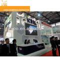 Custom exposição stall designer& builder para artigos de papelaria china commodities fair