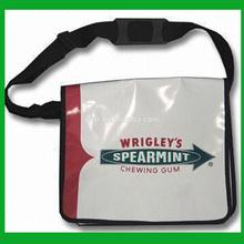 Recycle non woven shoulder bags shoulder non woven bag pp non woven shoulder bag