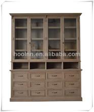 French vintage cabinet HL792