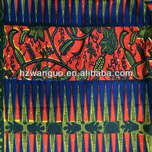 100% cotton printing fabric baju kurung batik modern