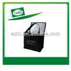 Recycle non wove ice bag/pp non woven ice bag/non woven cooler bag