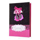 2014 new designed handmade greeting cards collection