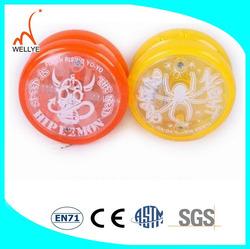make plastic yoyo yoyo candy professional yoyo Promotional item