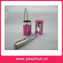 New LED eyebrow tweezer with mirror makeup tool