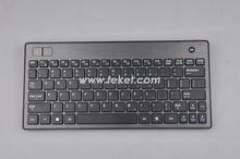 2.4G slim Wireless Keyboard with Trackball K2,full size,for mulmedia,