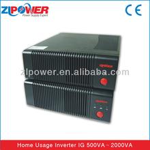 300/600/1200W Home Inverter 500/1000/2000VA Modify Sine Wave Inverter