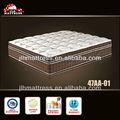 Buen rey tamaño de cuero alrededor de europa este cama de colchón colchón 47aa-01 fabricante