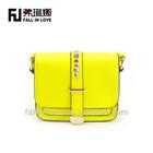 2014 new Summer Candy women shoulder bags fashion brand design PU handbag manufacture