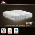 Bon coussin lit de massage vibrateur électrique de massage lit de fabricant de matelas b- 7h31