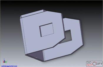 Precision customized designs are accepted