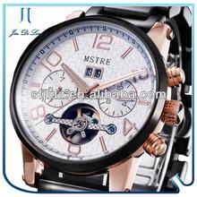 2015 Luxury Watch Skeleton Watch Automatic Mechanical Watch Wholesale in alibaba
