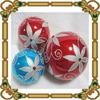 6cm Promotional Plastic Christmas Ball