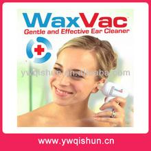 venta al por mayor qishun eléctrica de alta calidad de cuidado del cuerpo de cera vac limpiador del oído como se ve en la tv