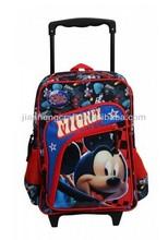 Wholesale high quality school trolley bag,trolley school bag,kids trolley bag