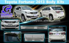TOYOTA FORTUNER 2013 Body Kit (8 pcs)