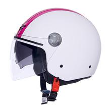 ECE/DOT,OPEN FACE HELMET,JET,HALF FACE HELMET For Motor Rider With Double Visor