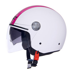 ECE/DOT,OPEN FACE HELMET,JET,HALF FACE HELMET For Motor Rider With Double Visor
