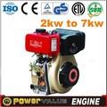 potencia el valor de una sola china cilindro ohv 4 tiempos motor diesel