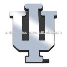 Metal car badges emblems